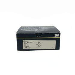 3M 241 disque Hookit P100 125 mm 5 trous