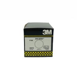 3M 00978 255P StickIt scheibe P150 150mm
