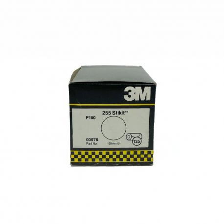 3M 00978 255P StickIt disc P150 150mm