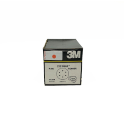 3M 01379 212 dischi StickIt P360 150mm 6 fori
