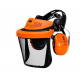 3M PELTOR G500 H510A und Visier V5C Helm