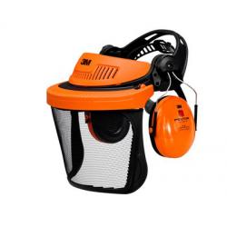 3M™ PELTOR™ G500 H510A Helm und Visier V5C