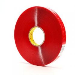 3M™ VHB™ 4905-F ruban mousse adhésif double face acrylique 12x66m
