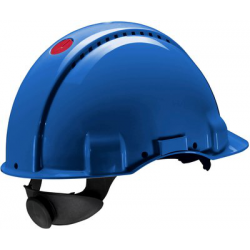 3M™ Peltor™ G3000 Uvicator sensor casque de protection blu