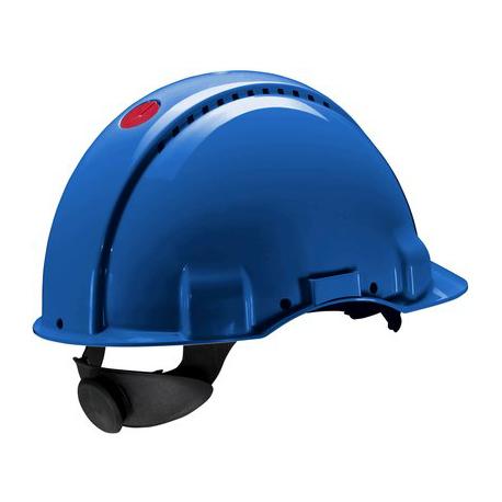 3M™ Peltor™ G3000 Uvicator sensor casque de protection blu