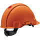 3M™ PELTOR™ G3000 UVICATOR SENSOR CASQUE DE PROTECTION ORANGE