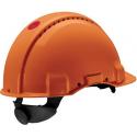 3M™ Peltor™ G3000 Uvicator sensor casque de protection orange