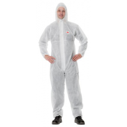 3M™ 4500, combinaison de protection couleur blanc