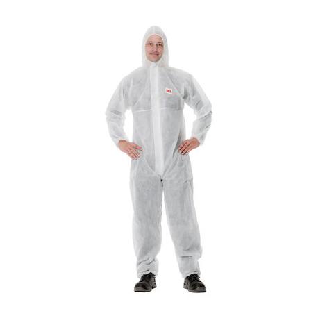 3M™ 4500 Tuta protettiva, bianco