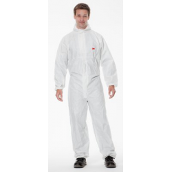 3M™ 4510 Protective Suit, white 20 pce/box