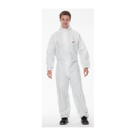3M™ 4510 Protective Suit, white