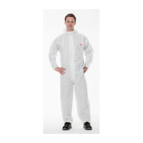 3M™ 4515, combinaison de protection couleur blanc