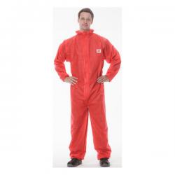 3M™ 4515, combinaison de protection couleur rouge