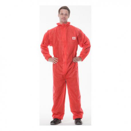 3M™ 4515 Tuta protettiva, rosso