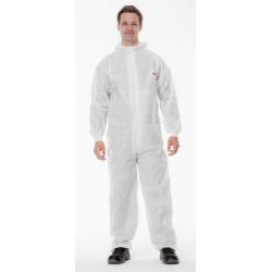 3M™ 4520 Tuta protettiva, bianco/verde