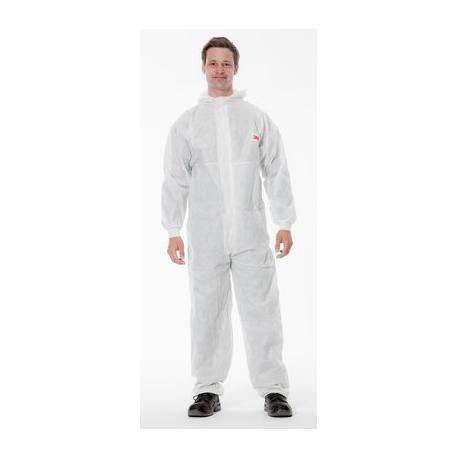 3M™ 4520 Schutzanzug, weiß/grün