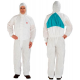 3M™ 4520 Protective Suit, white/green