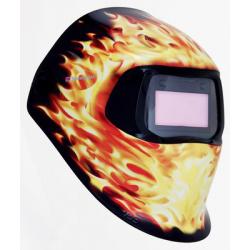 3M™ 751220 Casque de soudage Speedglas™ 100V blaze