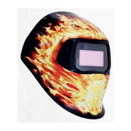 3M™ 751220 Casco Saldatura Speedglas™ 100V nero