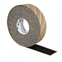 3M™ SWPC/10S Safety-Walk™ Revêtement antidérapant gros grain noir 102mm x 18.3m