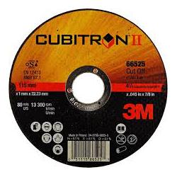 3M™ 65513 Cubitron™ II A60 115x1.0x22mm T41
