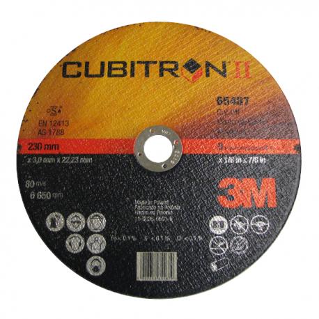 3M™ 65487 Cubitron™ II A36 230x3.0x22mm T41