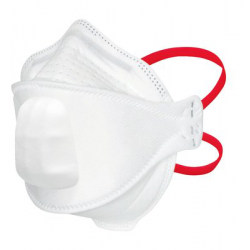 3M™ 1883+ Aura™ - FFP3 Masque antipoussière valve couverte