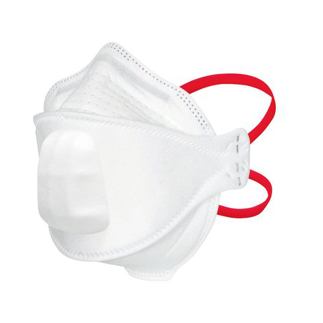 3M™ 1883+ Aura™ - FFP3 Anti dust mask covered valve