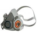 3M™ 6200 Demi-masque réutilisable