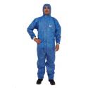 Tuta prottetiva 3M™ 4532, blu 20 pce/box
