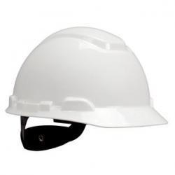 3M ™ H700N-VI Weiss Sicherheit Helm belüftet