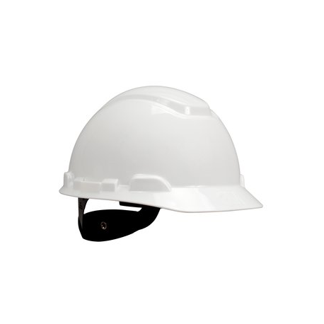3M™ H700N-VI Safety Helmet white ventilated