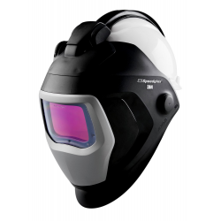 3M™ 783520 Welding helmet with QR 100V safety helmet