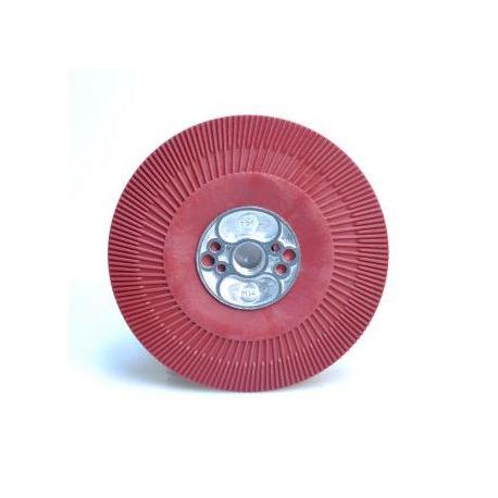 3M™ 64862 Plateau de Support 180mm Haute Performance pour disque fibre