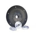 3M™ 07306 Pad di supporto 115mm per dischi fibra 5/8 e M14