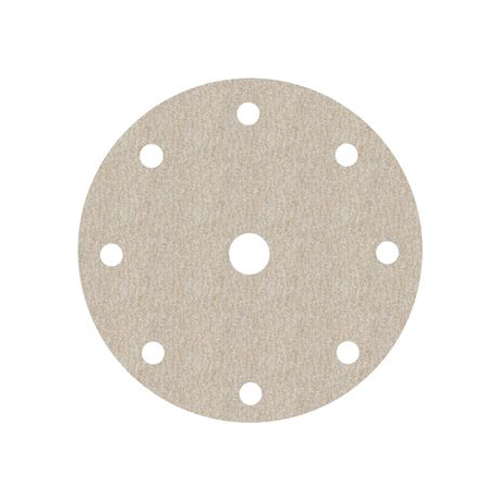 3M™ 62129 338U Hookit™ disc P220 150mm 9 holes