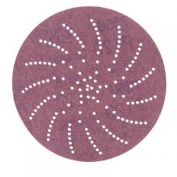 3M 20915 735U dischi Hookit P120 150mm multifori