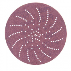 3M 20915 735U disque Hookit P120 150mm multitrous
