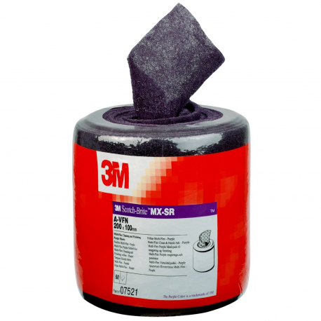 3M™ 7521 MX-SR Scotch-Brite™ Coupe Multi-Flex Prédécoupée