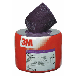 3M™ 7903 CF-SR Scotch-Brite™ Handpad A-VFN violet Prédécoupé