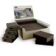 3M™ 63198 Schleifkorn Schaumstoffblock sanft, korn A-FIN 100x68x26mm