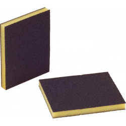 3M™ 63202 Hi-Flex flexible sponge grade MEDIUM 125x98x13mm