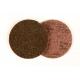 3M™ 65333 SC-DH Disque A-CRS brun 115mm sans trou
