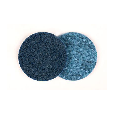 3M™ 65338 SC-DH Disc A-VFN blue 115mm whitout hole