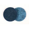 3M™ 65338 SC-DH Disque A-VFN bleu 115mm sans trou