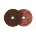 3M™ 60981 SC-DH Disc A-CRS braun 115mm with centering hole