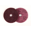 3M™ 60982 SC-DH Disc A-MED red 115mm with centering hole