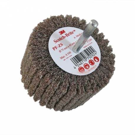 3M™ 07219 Scotch-Brite™ PF-ZS Flap Brush 50 x 25mm