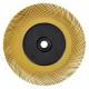 3M™ 33215 Scotch-Brite™ BB-ZB Bristle spazzola P80 Typo C 150mm