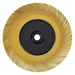 3M™ 33215 Scotch-Brite™ BB-ZB Bristle brush P80 Type C 150mm